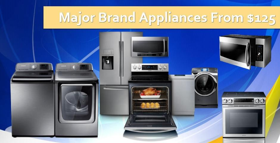 Discount Appliance Store   New And Used Appliances In St. Louis | St. Louis Appliance  Outlet
