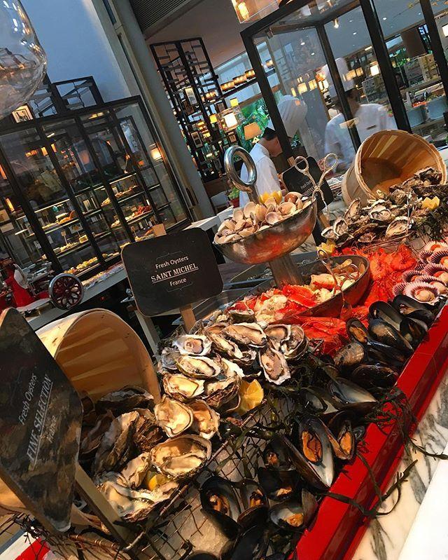 ✨#seafood #buffet #beijing