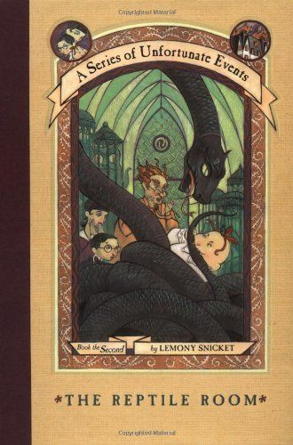 A Series Of Unfortunate Events Book 2 By Lemony Snicket