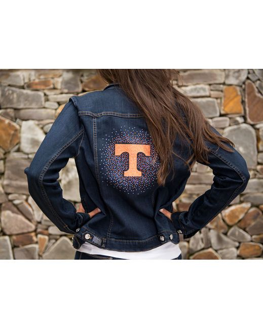 Meesh & Mia Women's University of Tennessee Team Super Bling Jacket  http://www.countryoutfitter.com/products/46274-womens-university-of-tennessee-team-super-bling-jacket