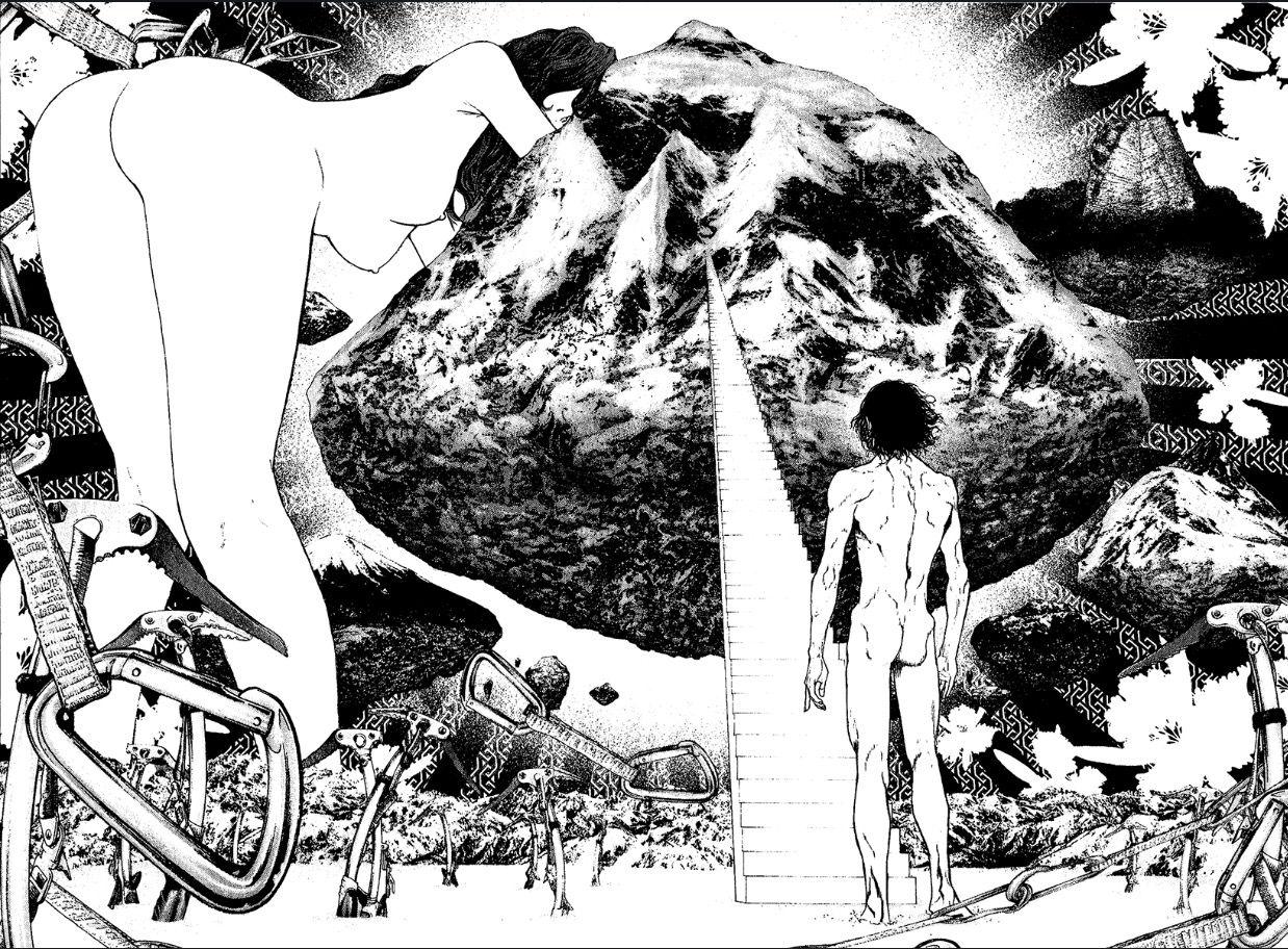 Kokou no Hito - one of my favorite Mangas <3