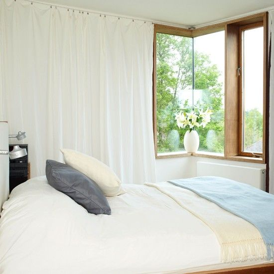White Bedroom Ideas With Wow Factor: White Bedroom Ideas With Wow Factor (mit Bildern