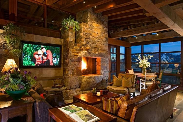 luxury rustic houses are becoming an addiction photos suburban men march 2015