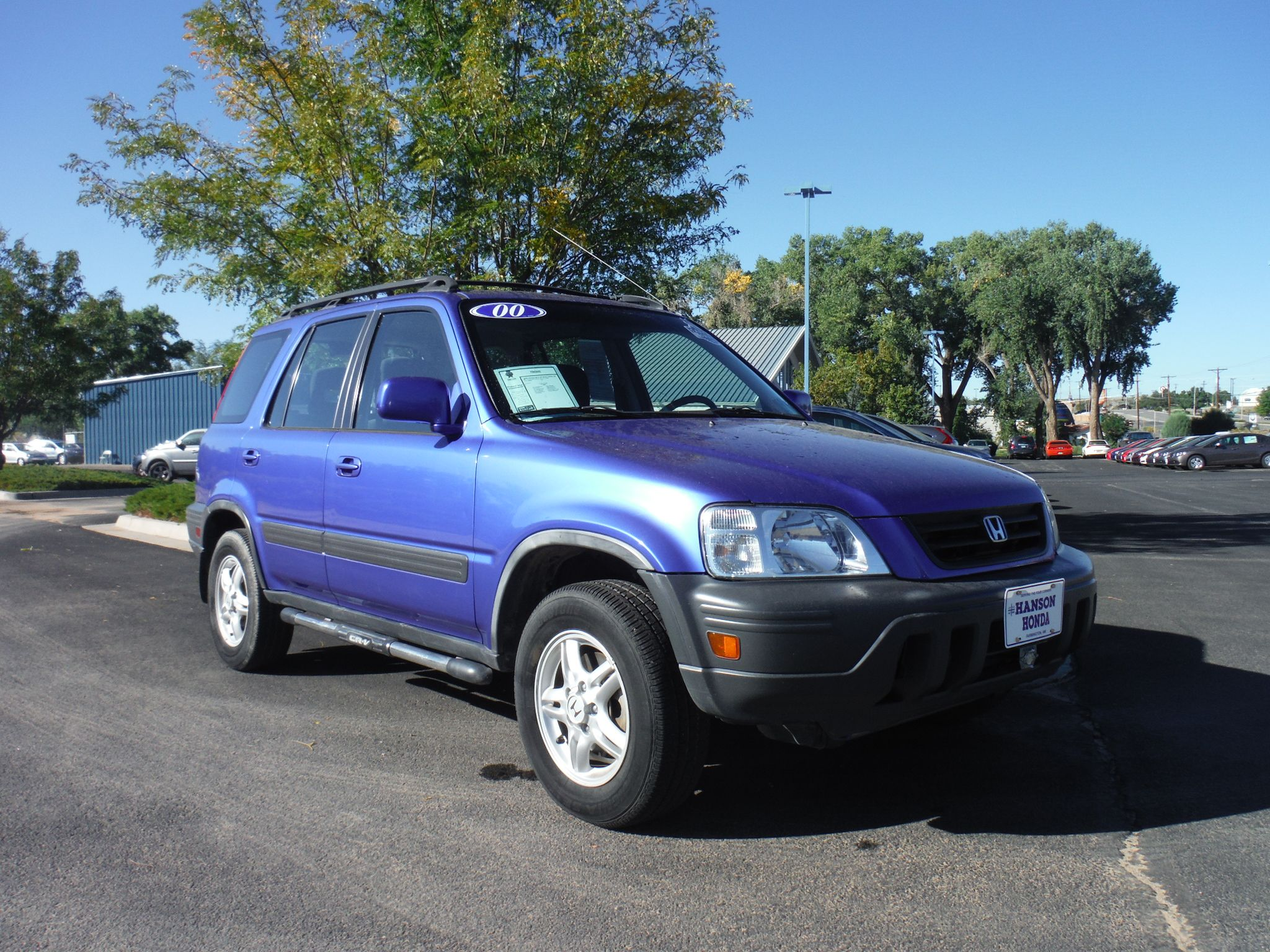 2000 Honda Cr V Ready For You To Come Drive It Home Today