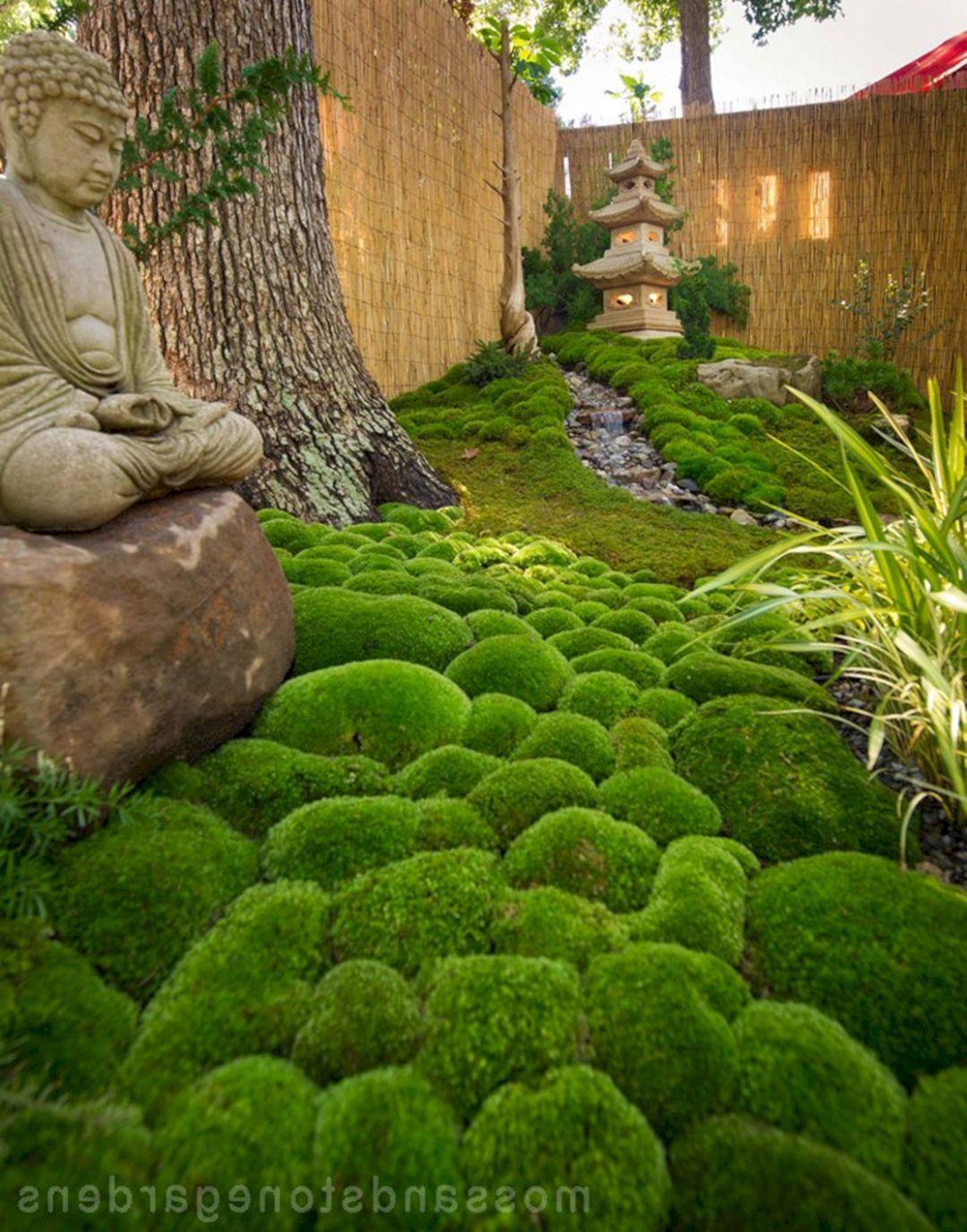 top 10 beautiful zen garden ideas for backyard garden. Black Bedroom Furniture Sets. Home Design Ideas