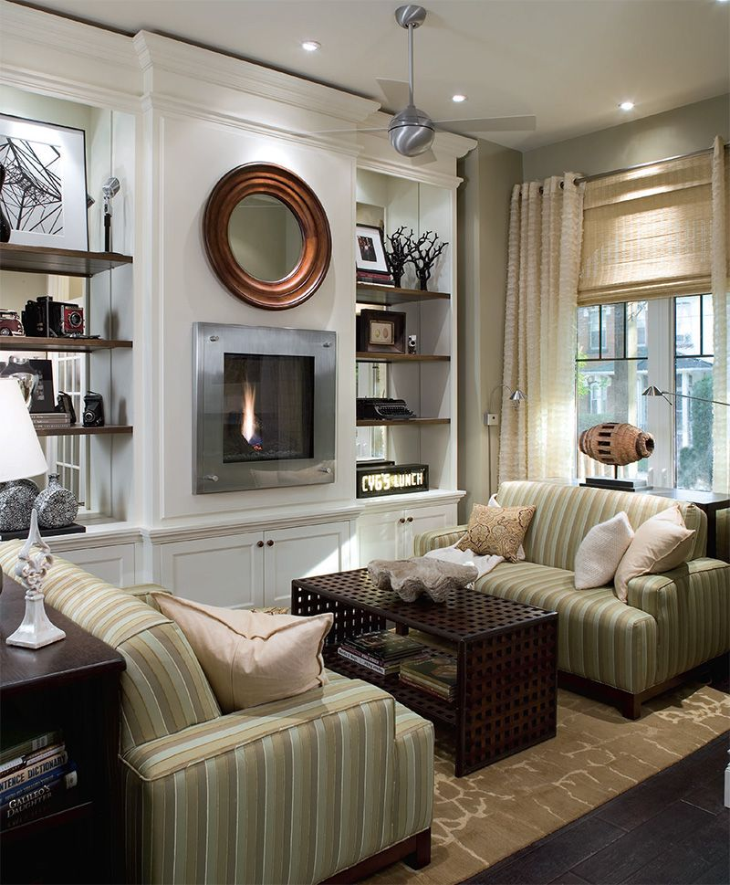 6 Ways To Make Your Living Room Look More Spacious