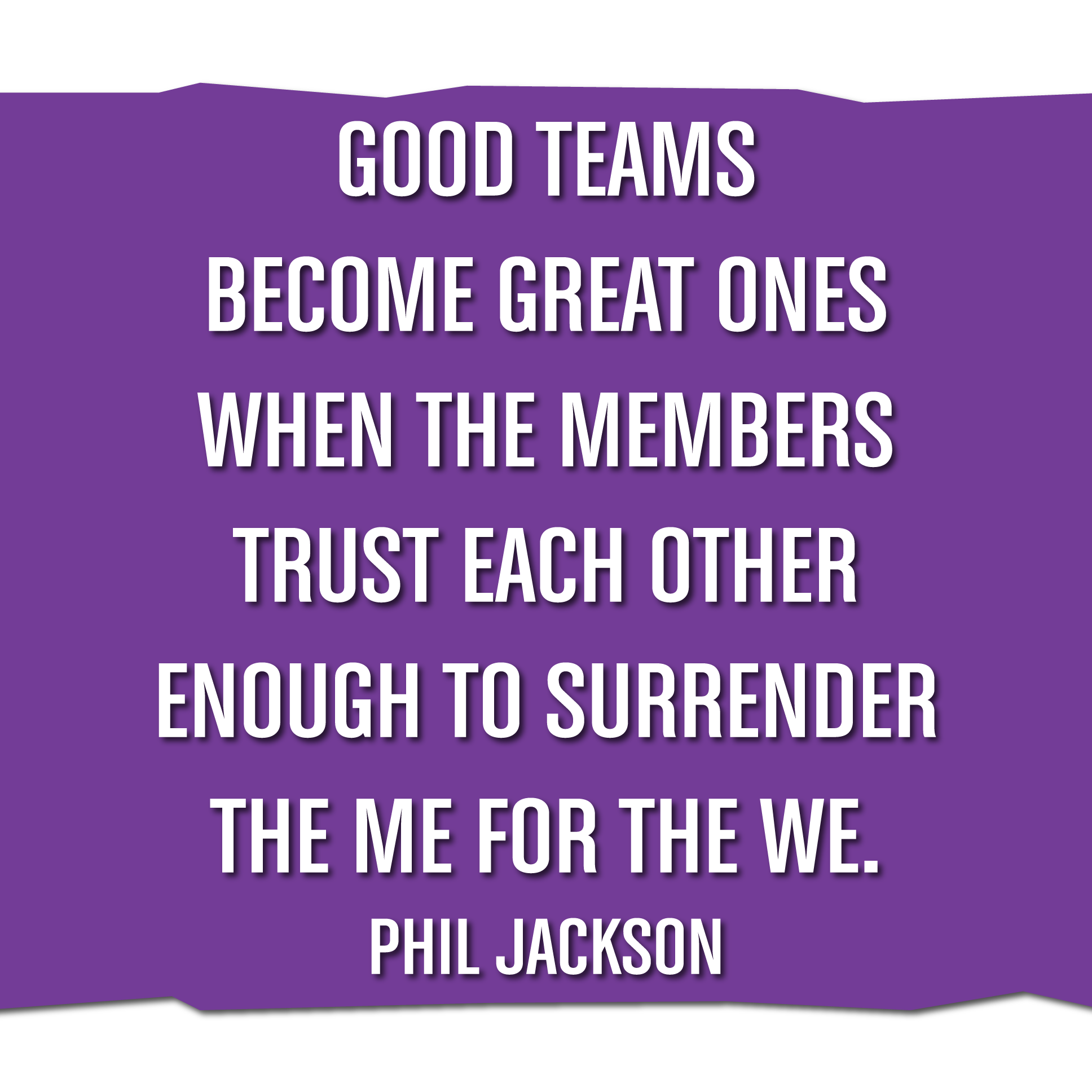 Motivational Quotes For Sports Teams: Playmakers Are Team Players And Help Make Their Teammates