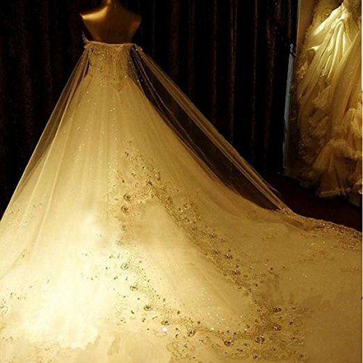 68d9971a30b Yuxin Luxury Sweetheart Crystal Beaded Wedding Dress 2018 Princess Long  Train Lace Ball Gown Wedding Dress