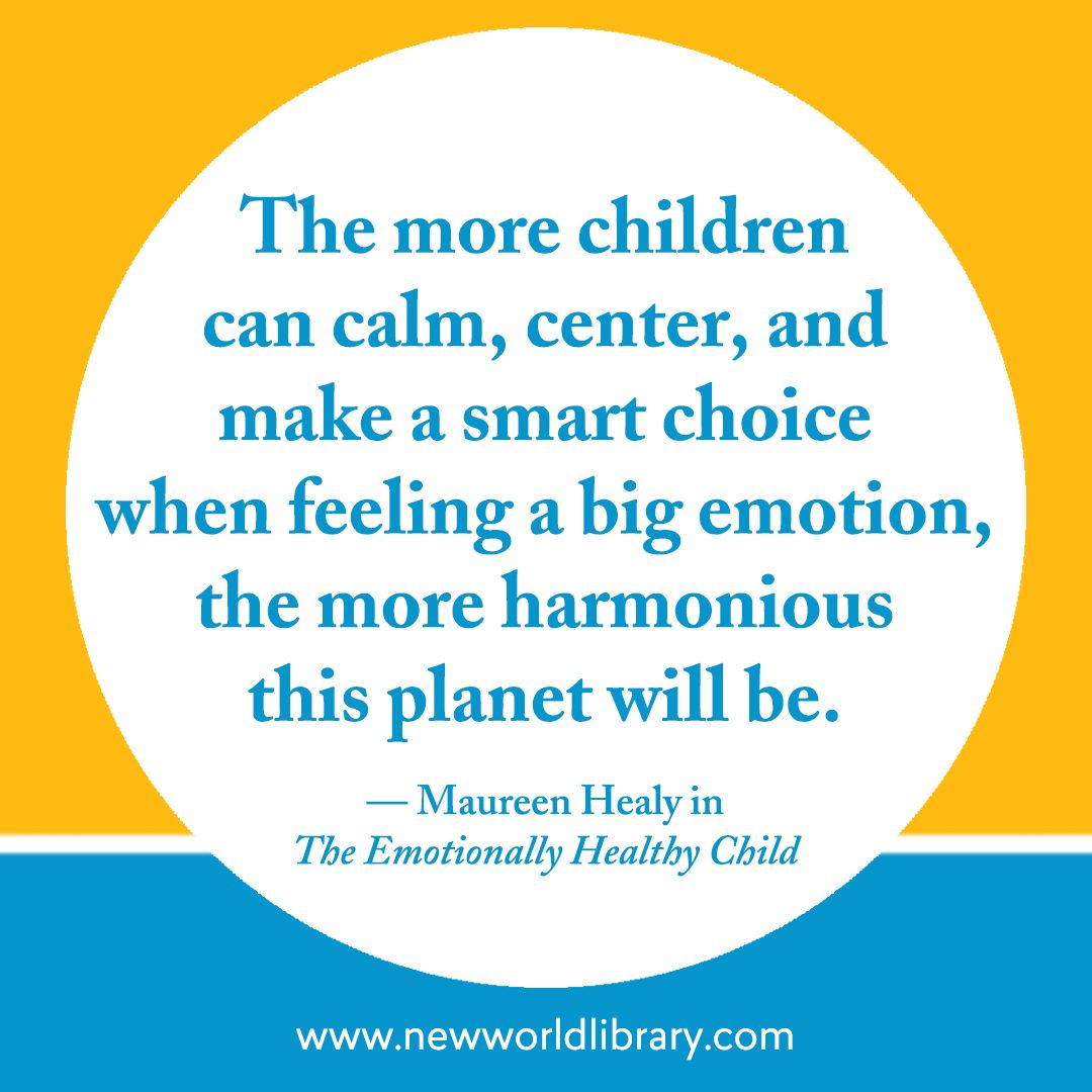The More Children Can Calm Center And Make A Smart