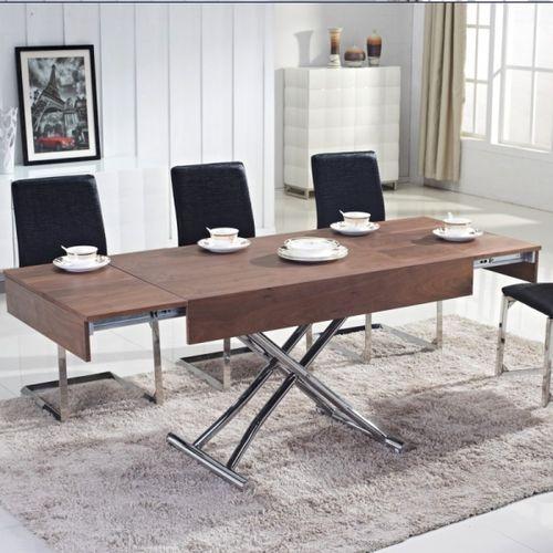 Ego design table basse relevable ema laqué pas cher achat vente tables basses rueducommerce
