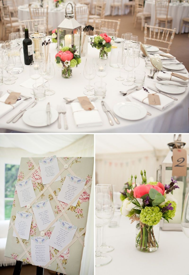 An Elegant English Country Wedding At Iscoyd Park With A Lace ...