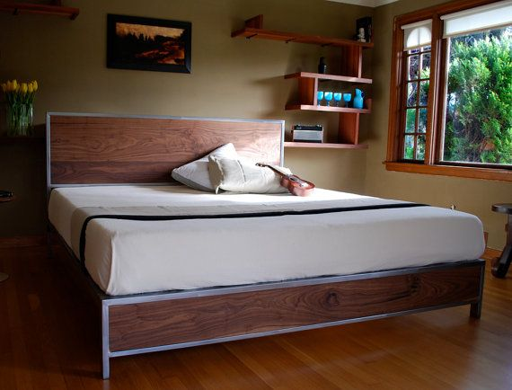 La cama de principios del siglo King Size | Casa nueva | Pinterest ...