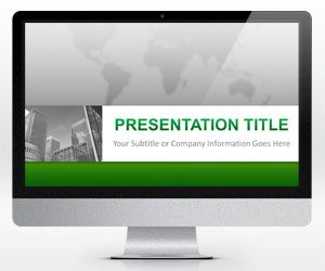 Powerpoint template widescreen corporate business free 169 powerpoint template widescreen corporate business free 169 green ppt background toneelgroepblik Image collections