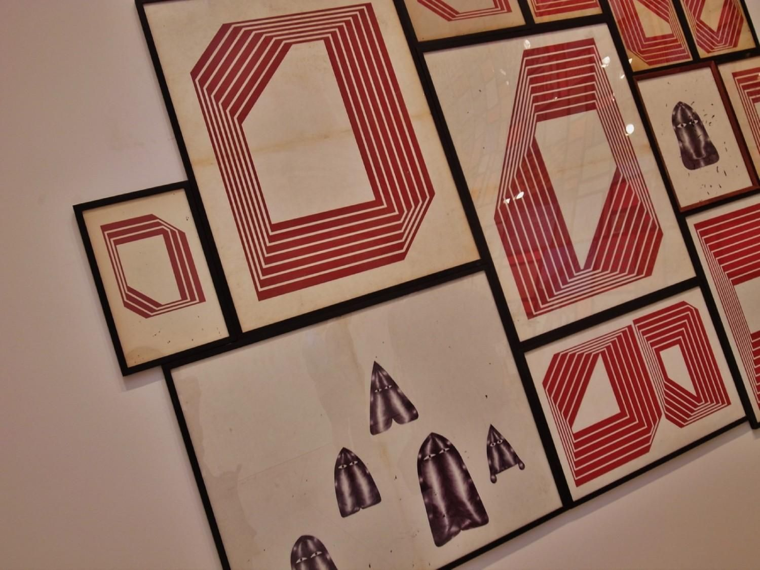 purple DIARY - BARRY MCGEE at Cheim & Read, New York