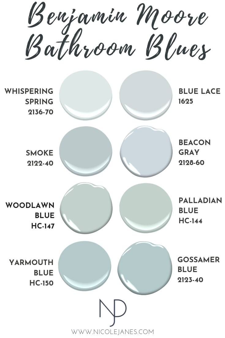 Make $5000 and sell your home faster by painting your bathroom this color — Nicole Janes Design