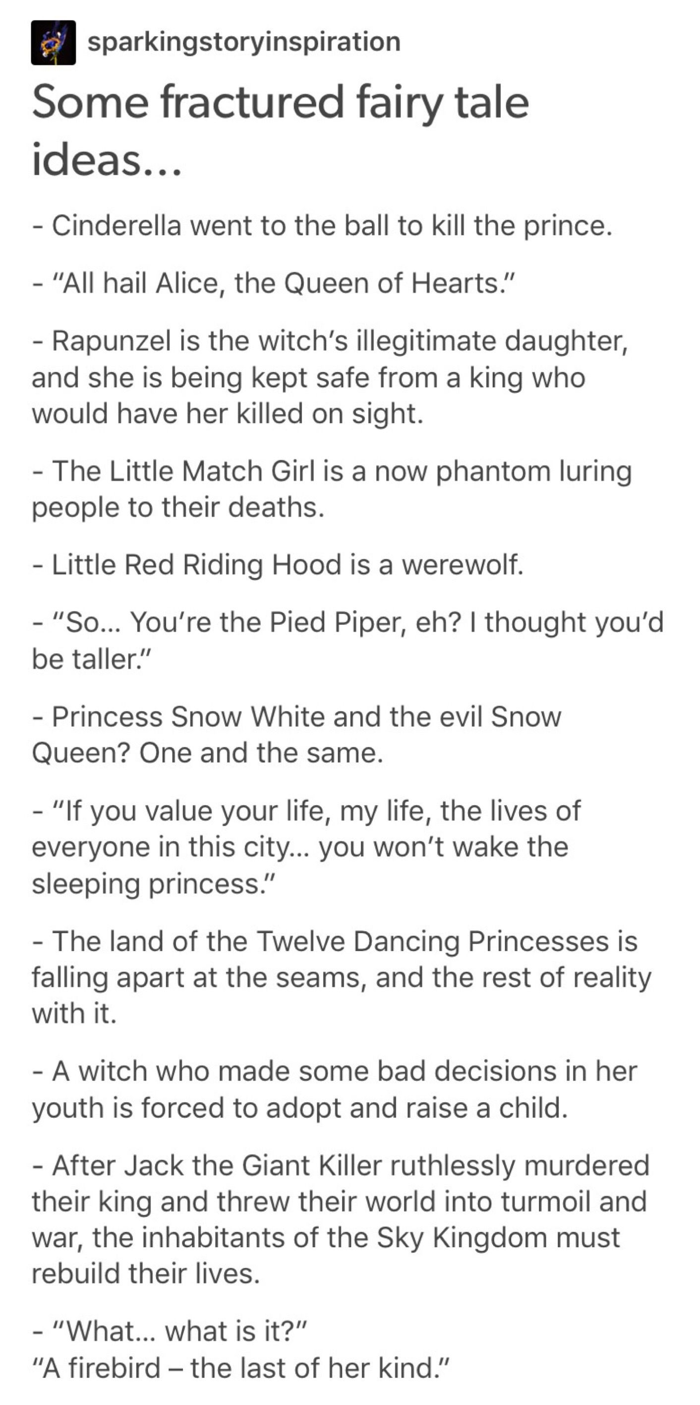 Though I Ve Seen A Few Different Versions Of The Red Riding Hood