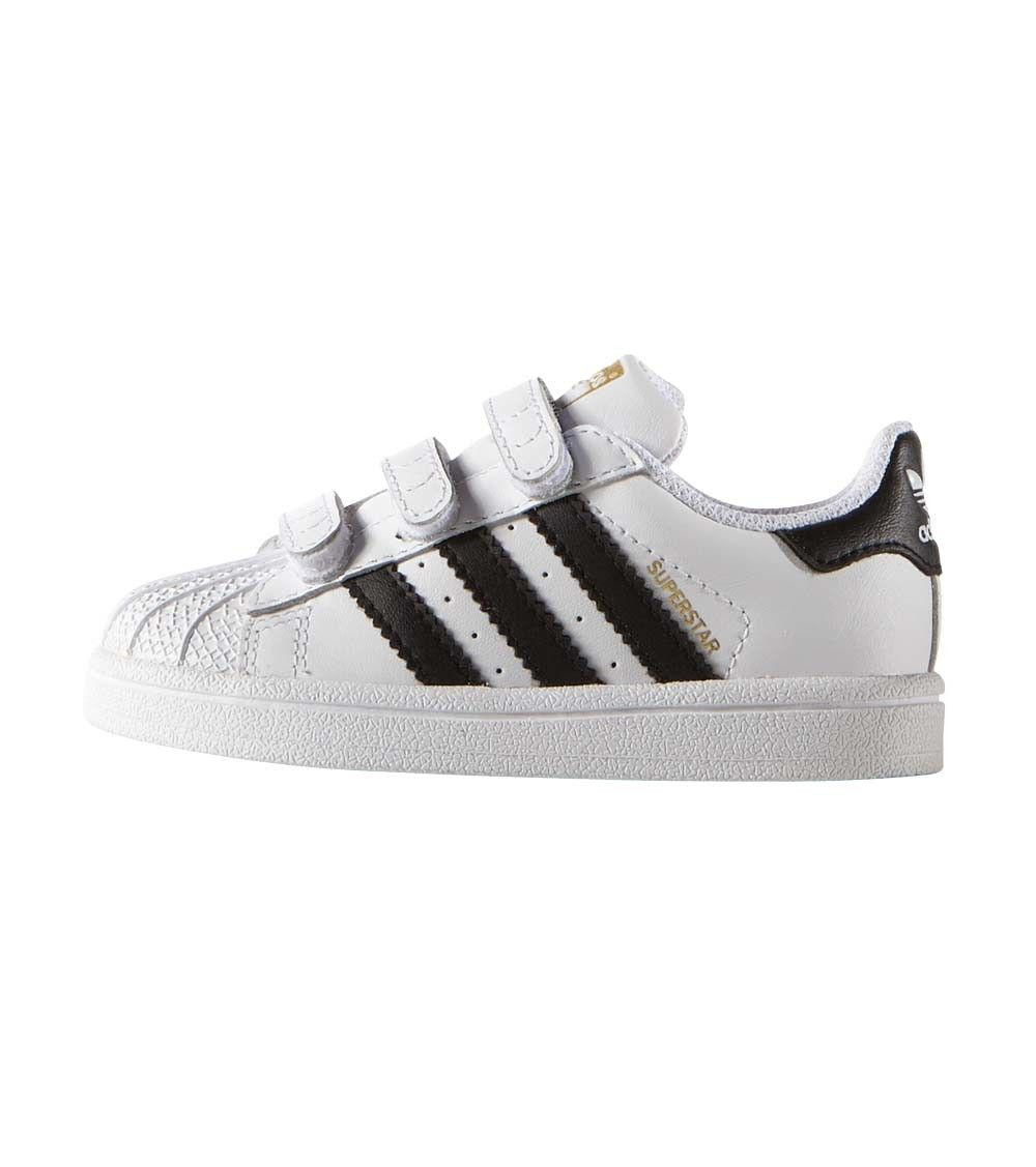 Adidas Superstar Foundation Toddler CF I White Black ed94ac53d