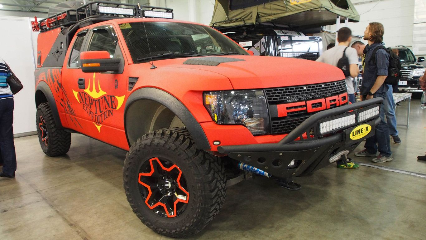 Uaz patriot pickup black camper offroad tuning exterior walkaround moscow offroad show 2015 pinterest offroad