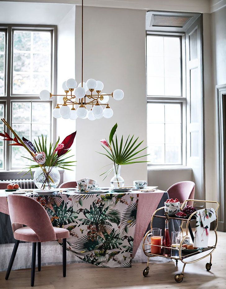 Eclectic Glam By Hu0026M Home | Art Decor, Dining Chairs And Art Deco