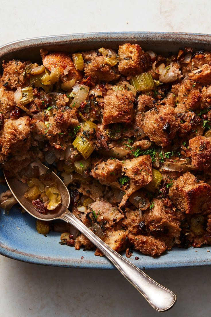 NYT Cooking: The challenge with developing a vegan version of classic Thanksgivi…
