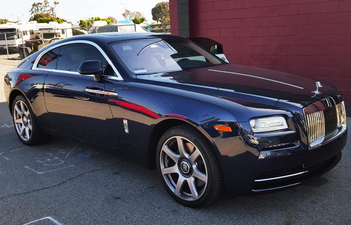 Rolls Royce Wraith Rental Los Angeles Luxury Car Rental Los