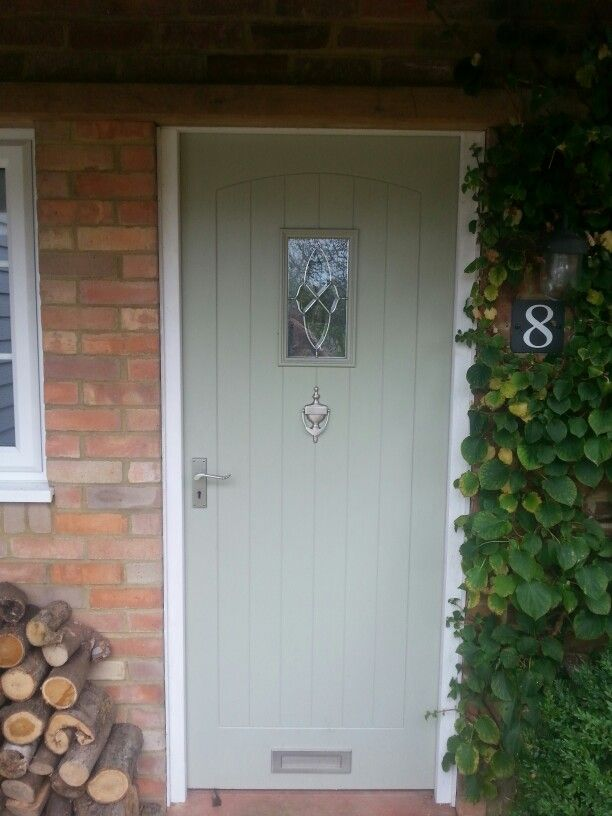 My Farrow And Ball French Grey Door Love This Colour So Much