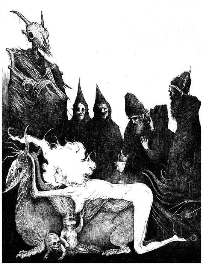 Pin De Robin Russell En Gore Pinterest Oscuro Demonios Y Satanico