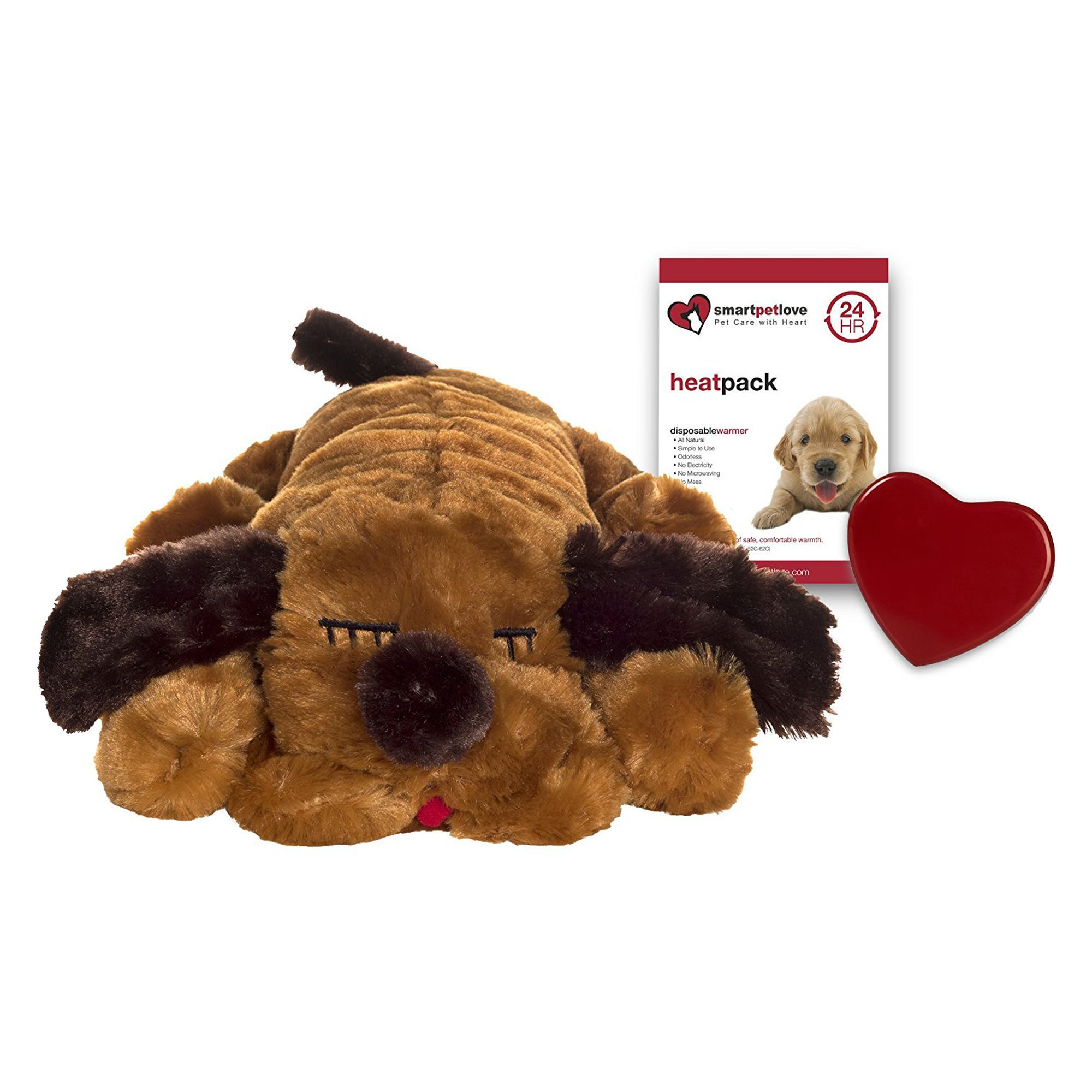 Smart Pet Love Snuggle Puppy Behavioral Aid Dog Toy Toy Puppies