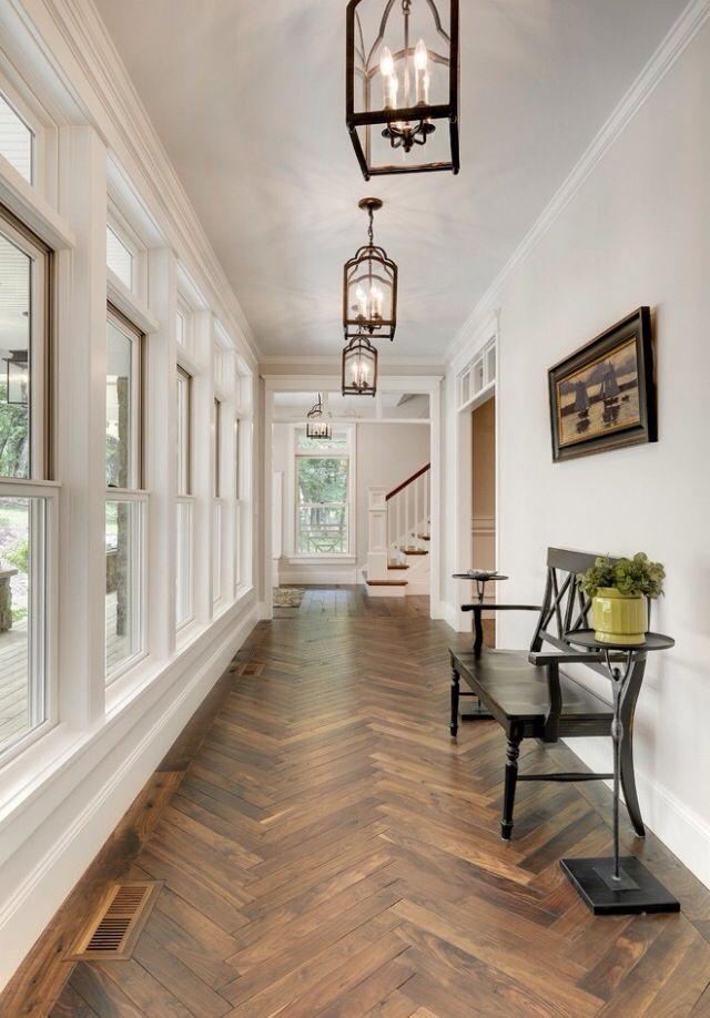 Gorgeous Floor Cottage Style Homes Herringbone Wood Floor Herringbone Hardwood Floors