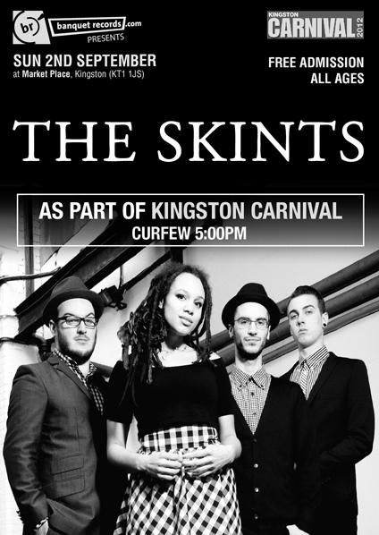 This displays the type of events they are likely to be involved in, Kingston carnival being congruent with their genre of Reggae/ska