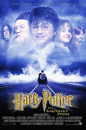 Harry Potter And The Sorcerer S Stone Filme Serien Harry Potter Film Harry Potter
