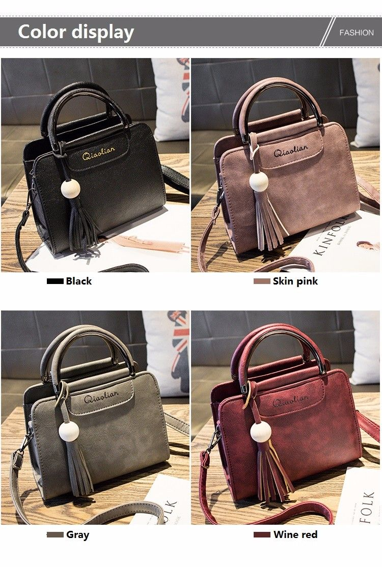 Voguish and Latest hand bags pictures recommend to wear for spring in 2019
