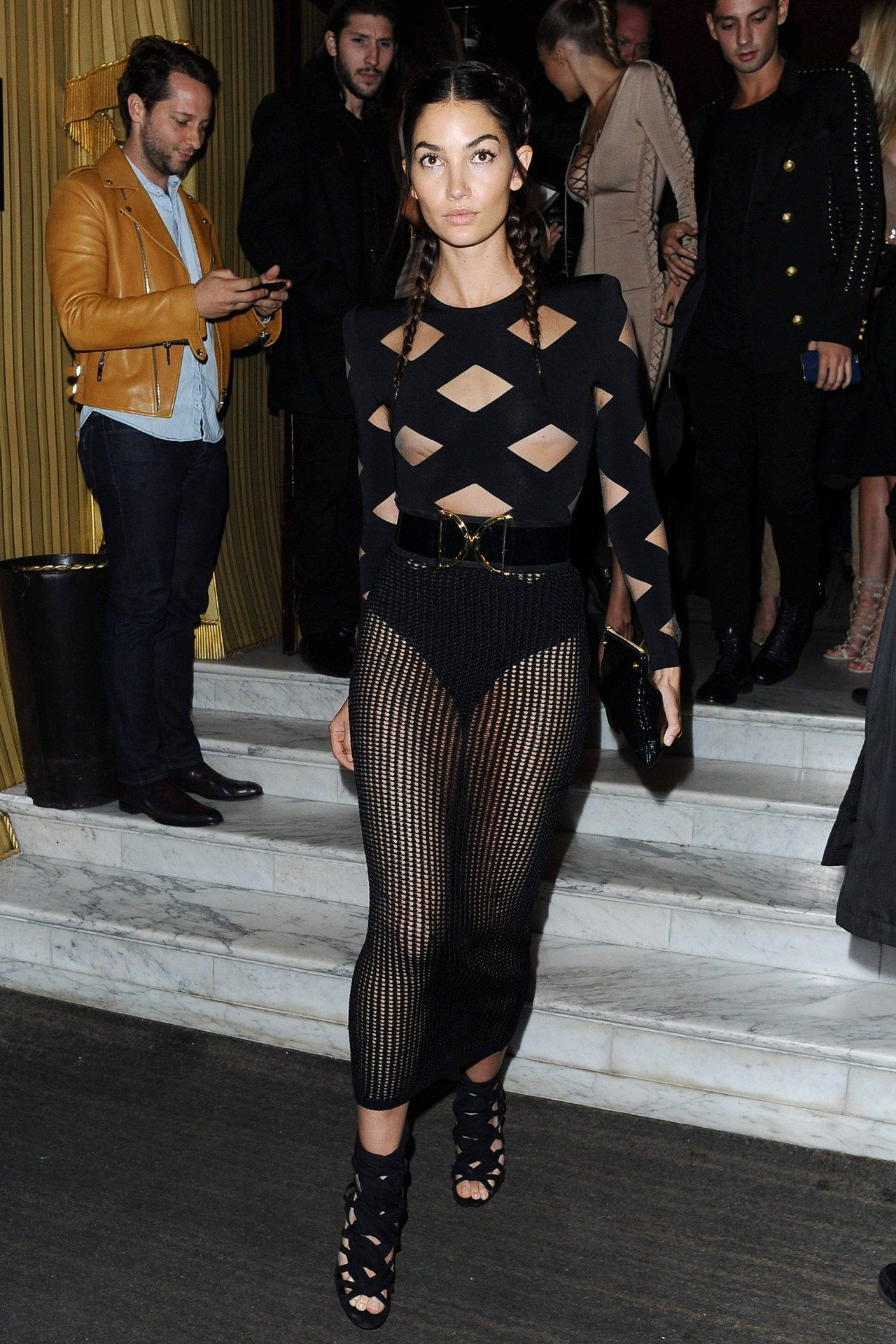 Fashion Week Front Rows And Parties (Vogue.co.uk)