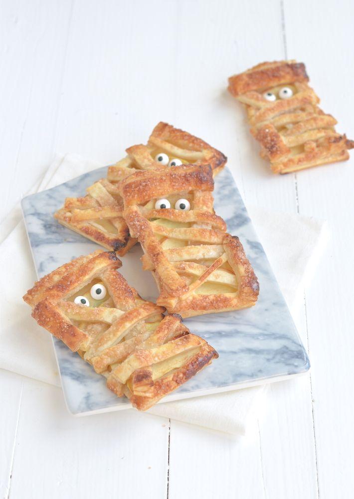 Uit Eten Met Halloween.Kidsproof Halloween Mummy Koekjes Milk Cookies