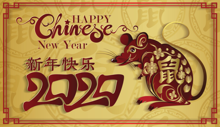 Year Of The Rat Chinese New Year 2020 Images Happynewyear2020 In 2020 Chinese New Year 2020 Chinese New Year Images Chinese New Year Greeting