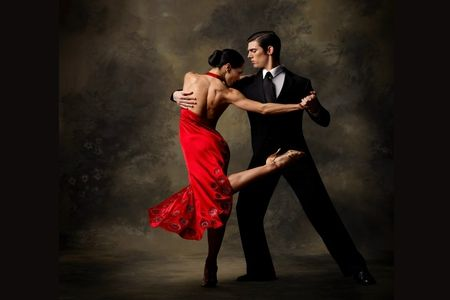 Spanish Dancers -
