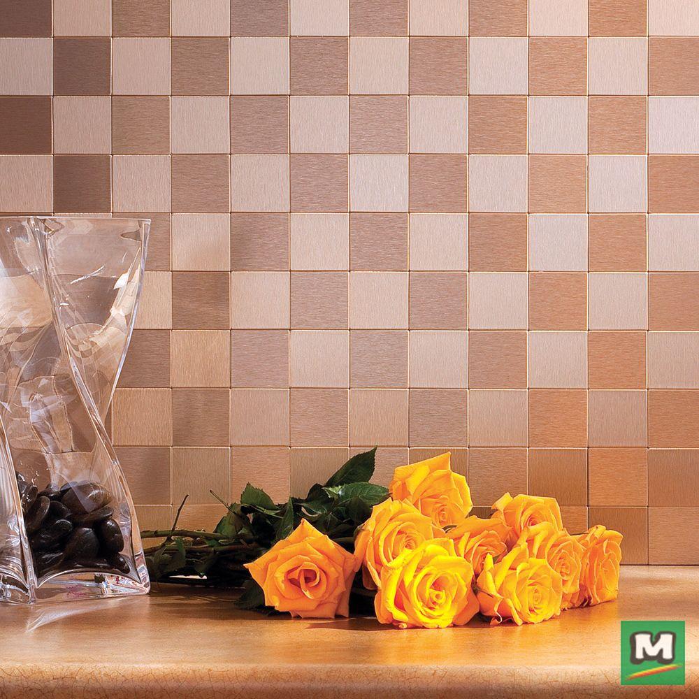 Give your kitchen that professionallooking backsplash it