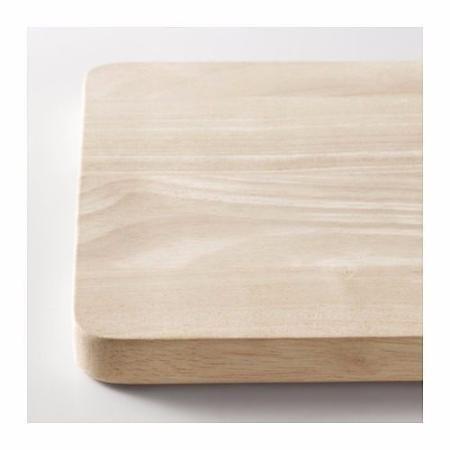 Ikea - Set De 2 Tablas Suecas De Picar Magasin Hevea Maciza