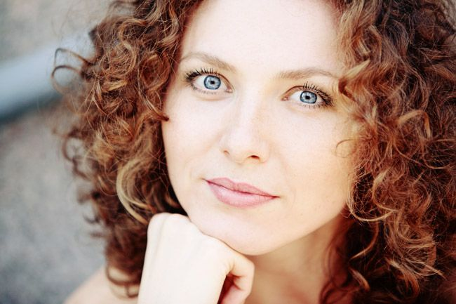 25++ Short curly hair for fat faces inspirations