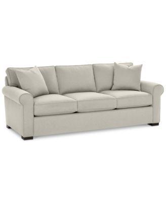 Astra Fabric Sofa Created For Macy S Macys