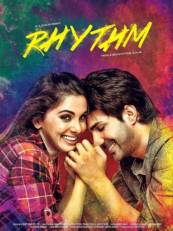 watch rhytm 2016 new bollywood romance musical hindi movie trailer in hd rinil routh and. Black Bedroom Furniture Sets. Home Design Ideas
