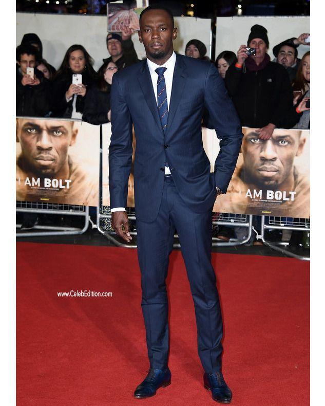 #UsainBolt at the premiere of his film #IAmBolt . # ...