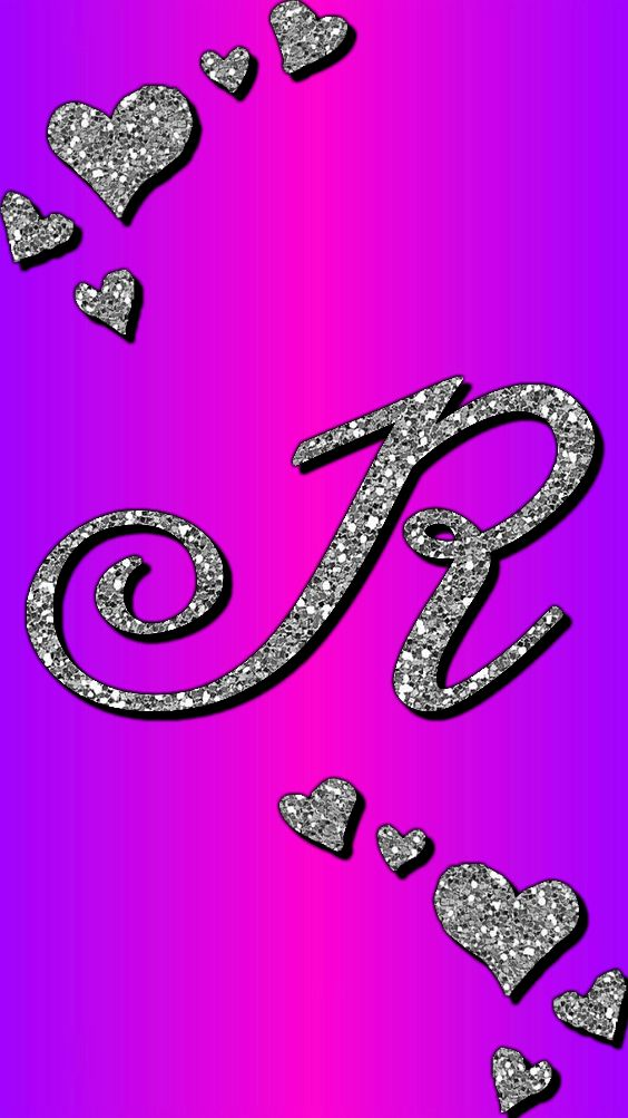 R by gizzzi | Name wallpaper, Bling wallpaper, Alphabet ...