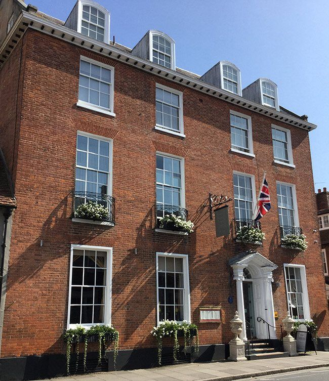 Luxury hotel chain Harbour Hotels have just welcomed the Chichester Harbour Hotel (formerly The Ship Hotel) as the latest venue to join their group