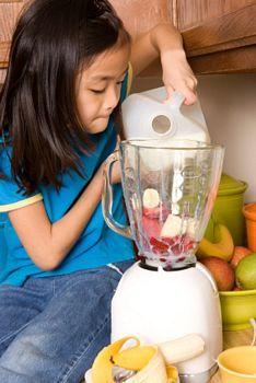 Kids Simple Smoothie Recipes.