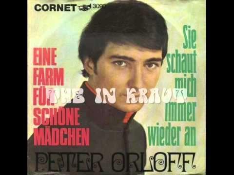 PETER ORLOFF - Sie schaut mich immer wieder an (Schlager