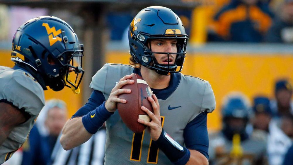 West Virginia QB Jack Allison reportedly enters transfer portal #westvirginia