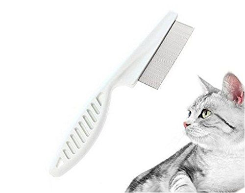 Pet Grooming Comb Shedding Hair Flea Lice Remove Brush Cleaning Dog Cat Supplies