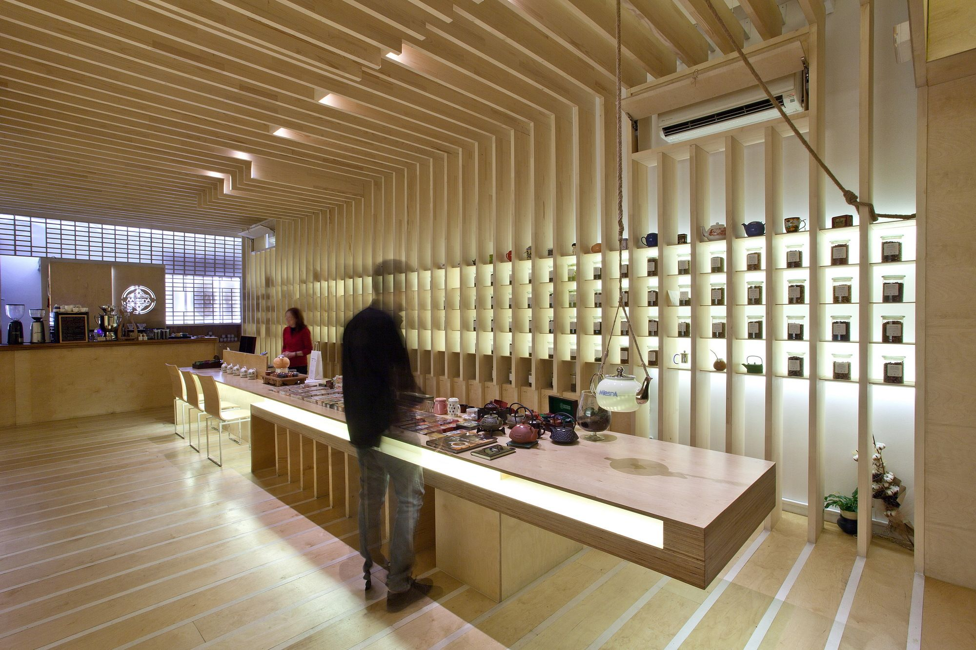 To Tsai Tea Room / Georges Batzios Architects | Architects, Room and Cafe Tea House Design on glass house cafe, coffee house cafe, muffin house cafe,