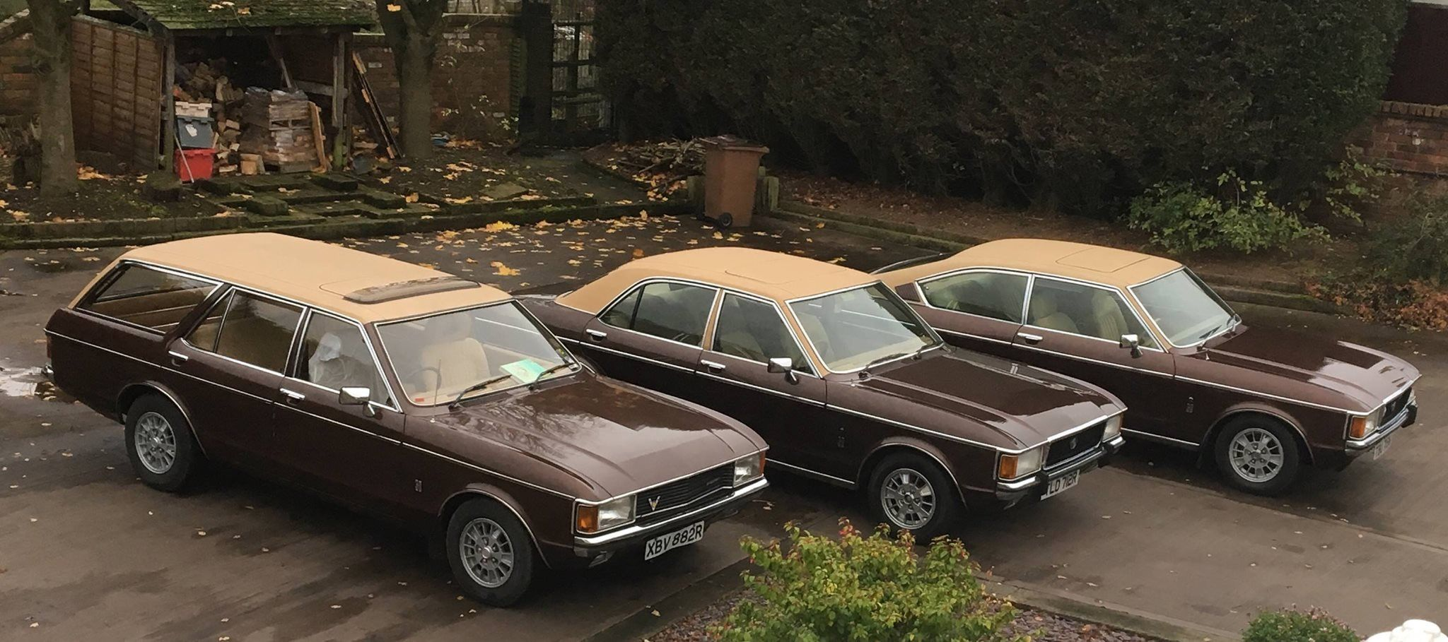 Ford Granada Estate Coupe And Saloon Ford Granada Granada Car